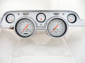 Carroll Shelby Signature Instrument Cluster ** KPH **