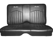 Carroll Shelby Signature Rear Seat Covers for Convertibles